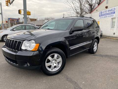 2010 Jeep Grand Cherokee for sale at PA Auto World in Levittown PA