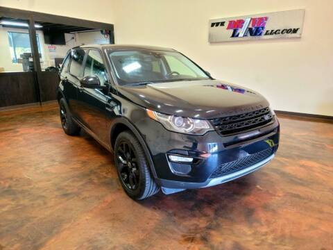 2015 Land Rover Discovery Sport for sale at Driveline LLC in Jacksonville FL