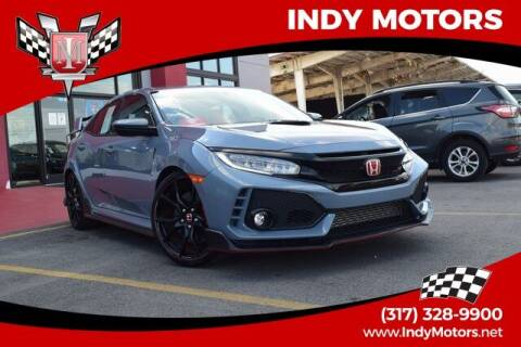 2019 Honda Civic for sale at Indy Motors Inc in Indianapolis IN