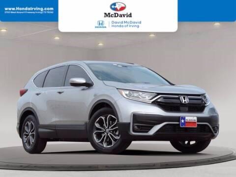 2022 Honda CR-V for sale at DAVID McDAVID HONDA OF IRVING in Irving TX