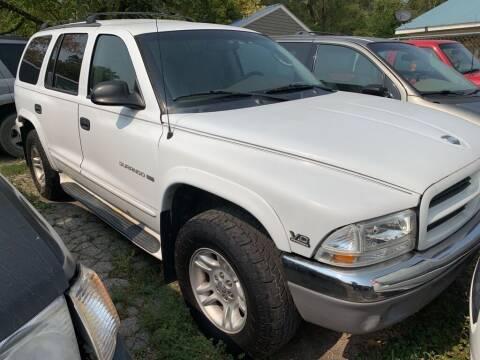 2001 Dodge Durango for sale at ALVAREZ AUTO SALES in Des Moines IA