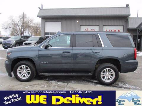 2020 Chevrolet Tahoe for sale at QUALITY MOTORS in Salmon ID