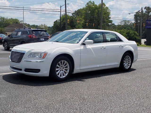 2014 Chrysler 300 for sale at Gentry & Ware Motor Co. in Opelika AL