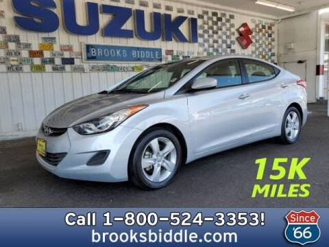 2013 Hyundai Elantra for sale at BROOKS BIDDLE AUTOMOTIVE in Bothell WA