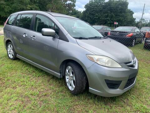 2010 Mazda MAZDA5 for sale at Popular Imports Auto Sales in Gainesville FL