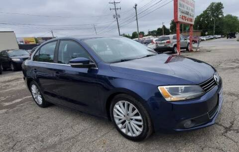 2011 Volkswagen Jetta for sale at Nile Auto in Columbus OH