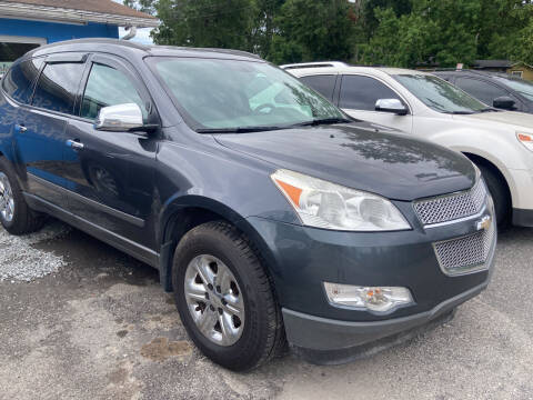 2012 Chevrolet Traverse for sale at The Peoples Car Company in Jacksonville FL