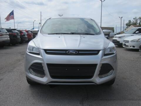 2014 Ford Escape for sale at T & D Motor Company in Bethany OK