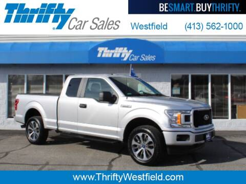2019 Ford F-150 for sale at Thrifty Car Sales Westfield in Westfield MA