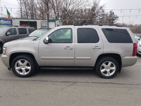 2007 Chevrolet Tahoe for sale at Howe's Auto Sales in Lowell MA