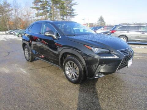 2019 Lexus NX 300 for sale at BELKNAP SUBARU in Tilton NH