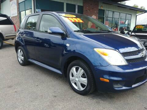 2006 Scion xA for sale at Low Auto Sales in Sedro Woolley WA