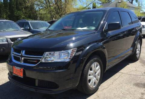 2013 Dodge Journey for sale at Knowlton Motors, Inc. in Freeport IL
