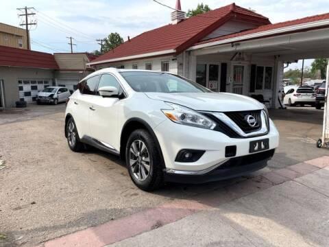 2017 Nissan Murano for sale at ELITE MOTOR CARS OF MIAMI in Miami FL