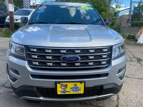 2016 Ford Explorer for sale at Best Cars R Us in Plainfield NJ