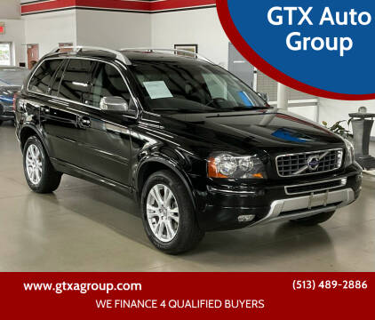 2014 Volvo XC90 for sale at GTX Auto Group in West Chester OH