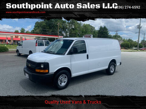 2014 Chevrolet Express Cargo for sale at Southpoint Auto Sales LLC in Greensboro NC