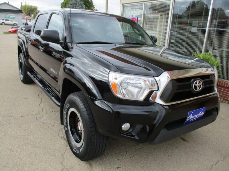 2013 Toyota Tacoma for sale at Choice Auto in Carroll IA