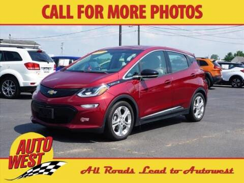2017 Chevrolet Bolt EV for sale at Autowest of GR in Grand Rapids MI