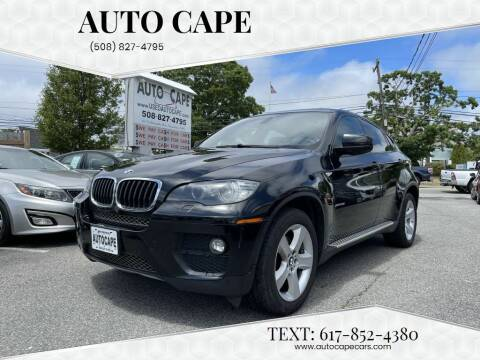 2014 BMW X6 for sale at Auto Cape in Hyannis MA