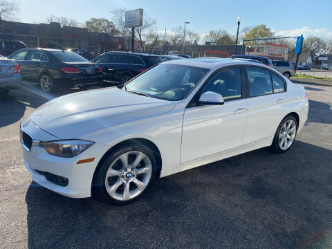 2013 BMW 3 Series for sale at BWK of Columbia in Columbia SC