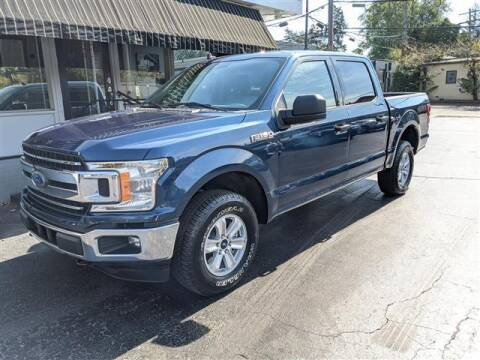 2020 Ford F-150 for sale at GAHANNA AUTO SALES in Gahanna OH
