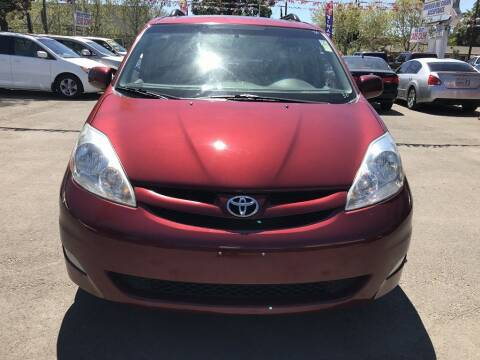 2010 Toyota Sienna for sale at EXPRESS CREDIT MOTORS in San Jose CA