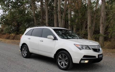 2011 Acura MDX for sale at Northwest Premier Auto Sales in West Richland WA