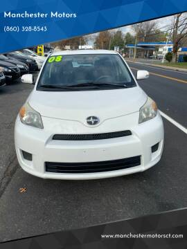 2008 Scion xD for sale at Manchester Motors in Manchester CT
