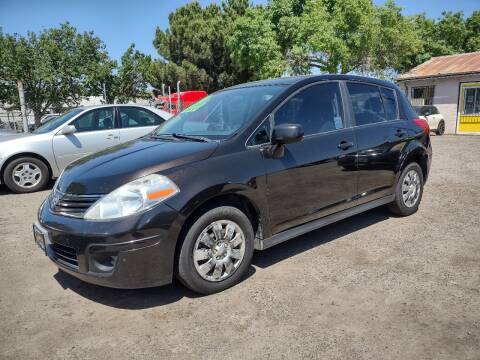 2011 Nissan Versa for sale at Larry's Auto Sales Inc. in Fresno CA