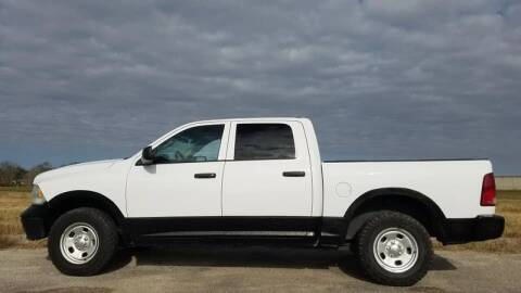 2013 RAM Ram Pickup 1500 for sale at Palmer Auto Sales in Rosenberg TX
