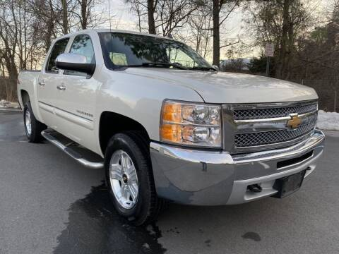 2013 Chevrolet Silverado 1500 for sale at PM Auto Group LLC in Chantilly VA