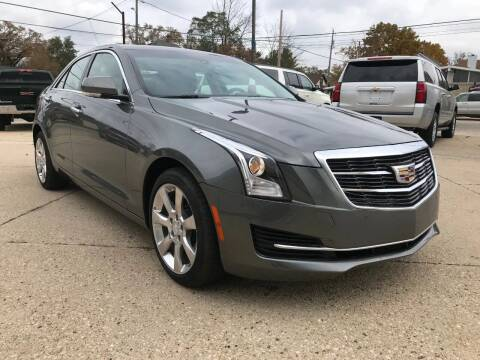 2016 Cadillac ATS for sale at Auto Gallery LLC in Burlington WI