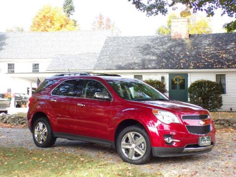 2014 Chevrolet Equinox for sale at The Auto Barn in Berwick ME