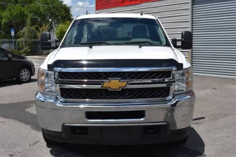 2013 Chevrolet Silverado 2500HD for sale at Mix Autos in Orlando FL