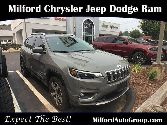 2019 Jeep Cherokee for sale in Milford, CT