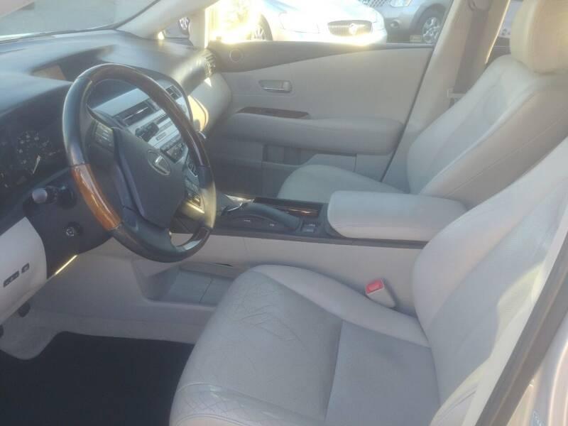 2010 Lexus RX 350 AWD 4dr SUV - Elizabethton TN