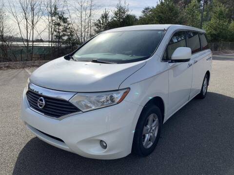 2012 Nissan Quest for sale at CU Carfinders in Norcross GA