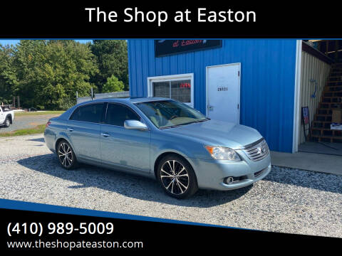 2008 Toyota Avalon for sale at The Shop at Easton in Easton MD
