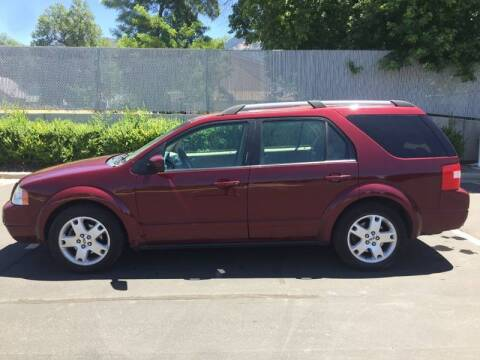 2005 Ford Freestyle for sale at BITTON'S AUTO SALES in Ogden UT