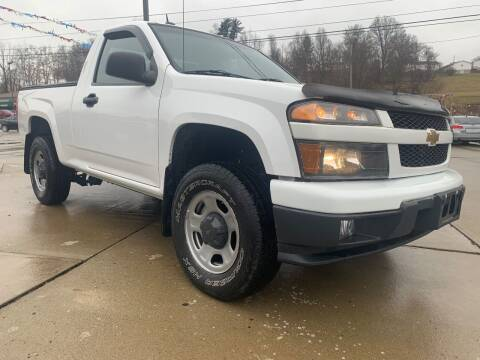 2012 Chevrolet Colorado for sale at Ankrom Auto in Cambridge OH
