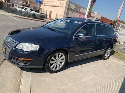 2007 Volkswagen Passat for sale at Olympic Motors in Los Angeles CA