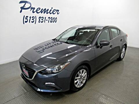 2014 Mazda MAZDA3 for sale at Premier Automotive Group in Milford OH