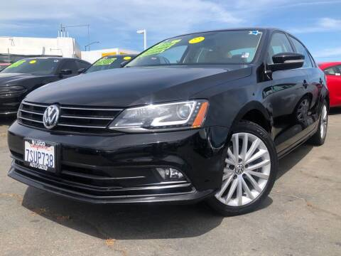 2016 Volkswagen Jetta for sale at LUGO AUTO GROUP in Sacramento CA
