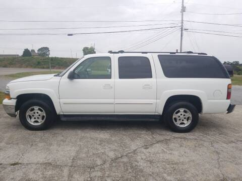 2002 Chevrolet Suburban for sale at CAR-MART AUTO SALES in Maryville TN