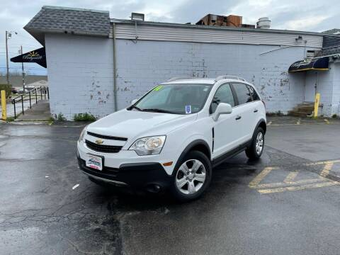 2014 Chevrolet Captiva Sport for sale at Santa Motors Inc in Rochester NY