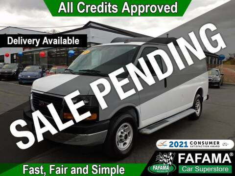 2019 GMC Savana Cargo for sale at FAFAMA AUTO SALES Inc in Milford MA