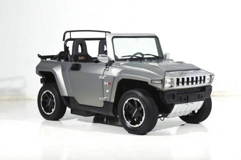 2021 HUMMER MEV HX-T for sale at Motorcar Classics in Farmingdale NY