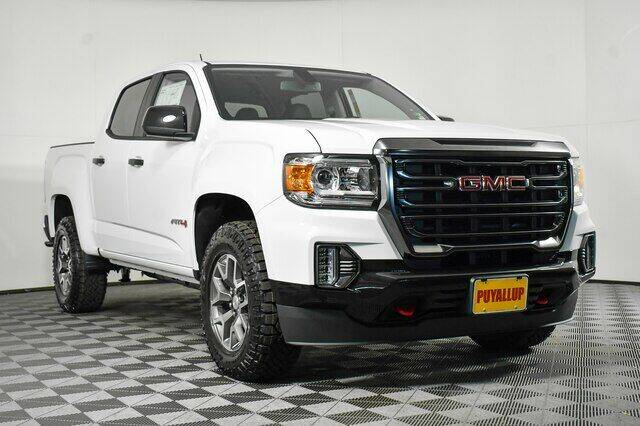2021 GMC Canyon for sale at Washington Auto Credit in Puyallup WA