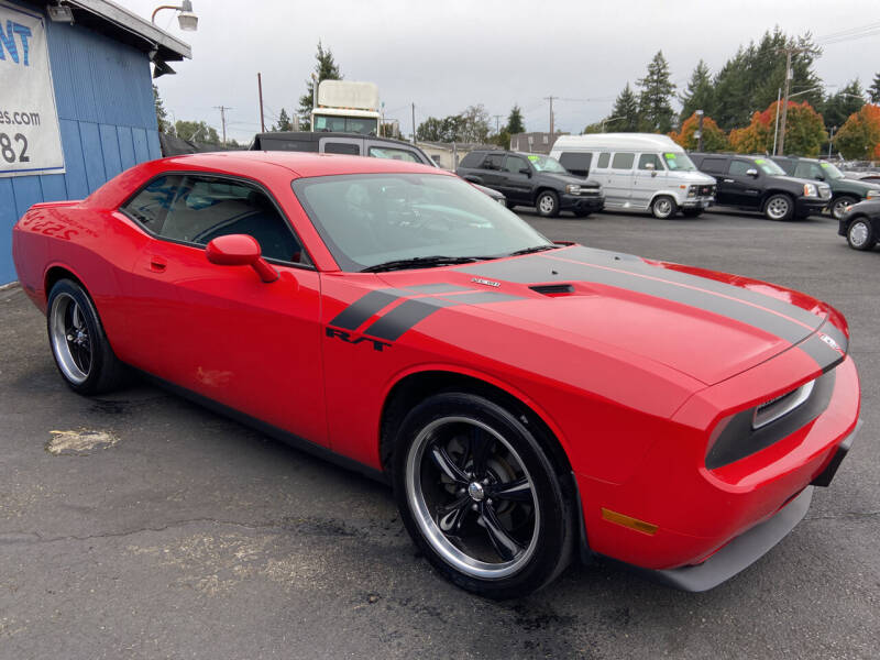 2010 Dodge Challenger for sale at Pacific Point Auto Sales in Lakewood WA